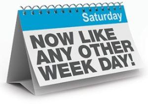 Book a Saturday Plumber