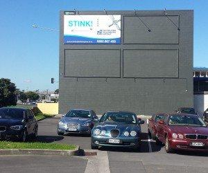 Big stink in Penrose