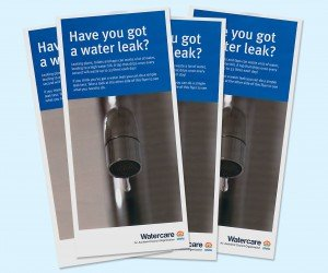 High water usage? You may have water leaks…
