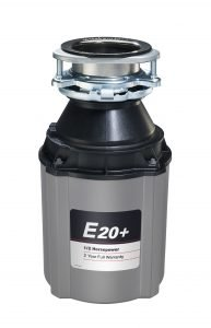 E20 waste disposer