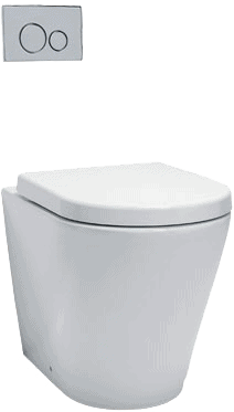 Adesso Edge Toilet Suite