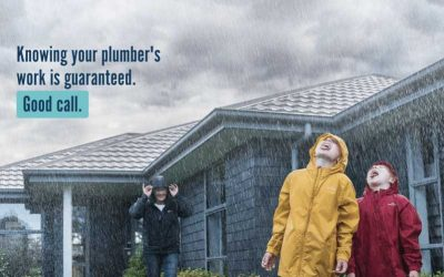 'Good call.' – The right decision to get a Master Plumber