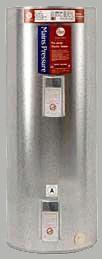Rheems Mains Pressure cylinder