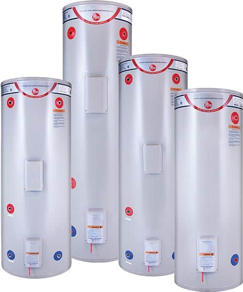 Rheem Hot Water Cylinders