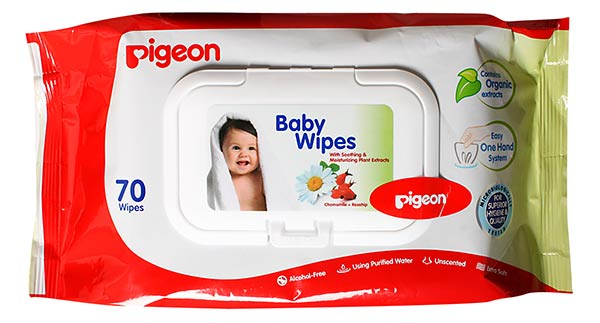 Baby Wipes packet