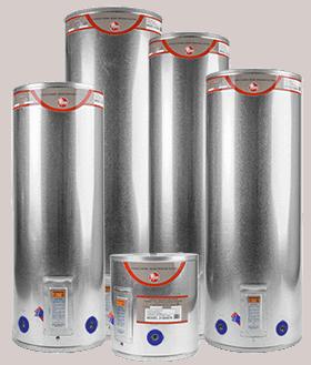 Rheem hot water cylinders