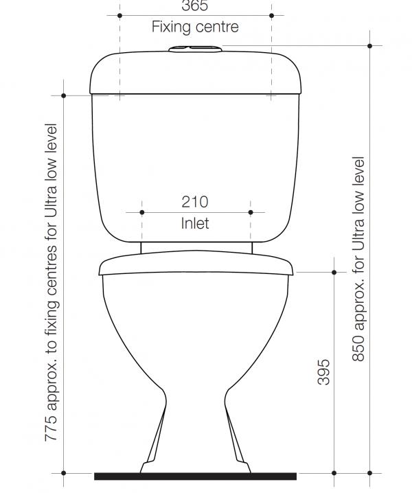 BASE Link Toilet Suite