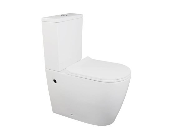 Kado Lux Toilet Suite