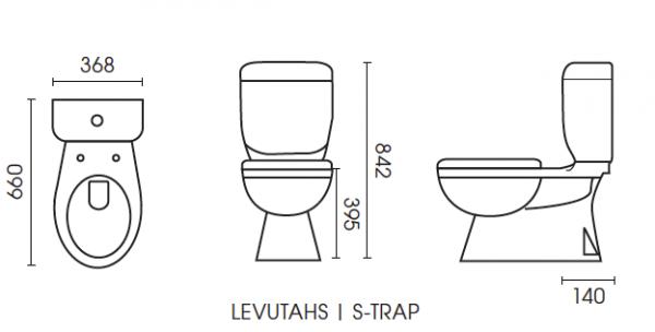 LeVivi Utah S-trap