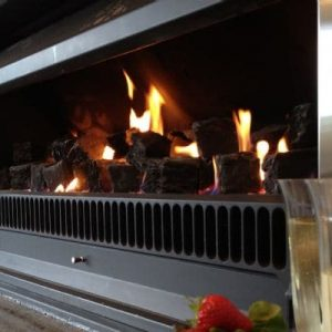 Warmington Gas Fireplace