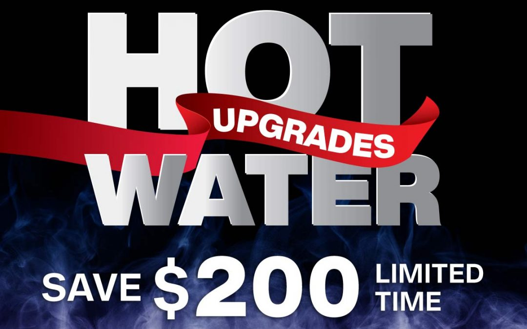 upgrade your hot water cylinder