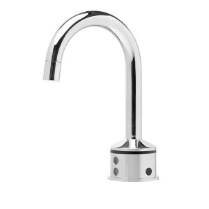Wolfen sensor-operated gooseneck tap